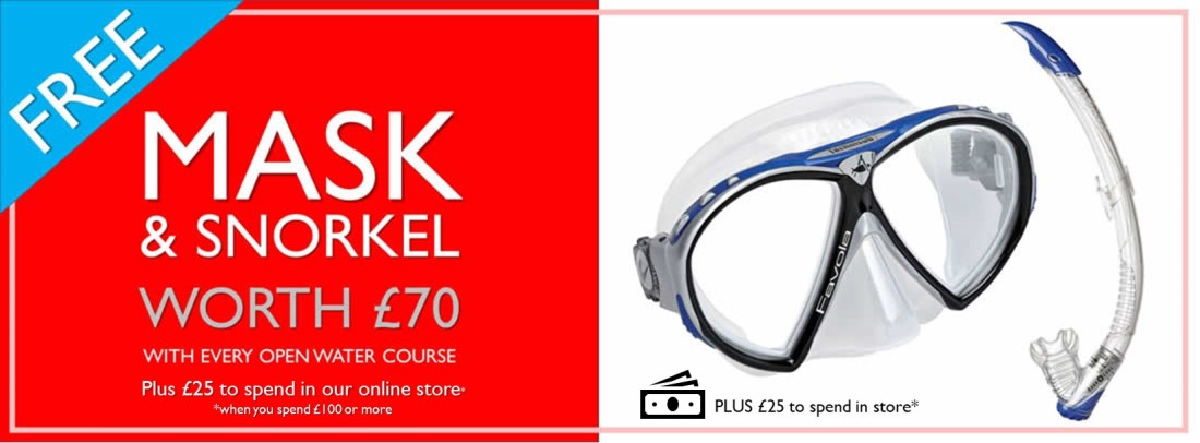 Free Mask and Snorkel